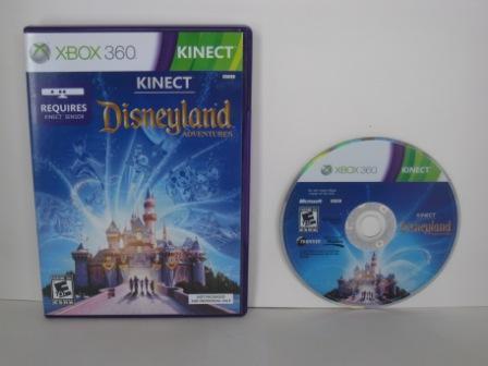 Kinect Disneyland Adventures - Xbox 360 Game